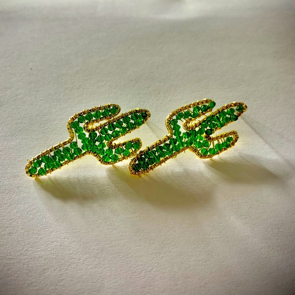 Cactus Earrings 🌵🌵🌵🌵🌵🌵